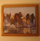 Equine Tile Art